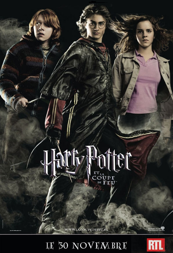 harry potter and the goblet of fire poster 7 Harry Potter Movie Series 1 8 Download / online In Hindi 300MB